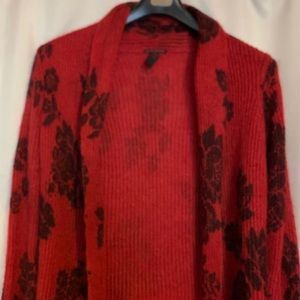 Lucky brand - Red Sweater